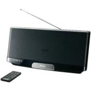 Sony RDP-XF300IPN - Station avec haut-parleurs sans fil et Bluetooth pour iPod / iPhone / iPad