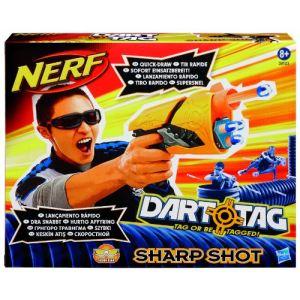 Image de Hasbro Nerf Dart Tag Sharp Shot