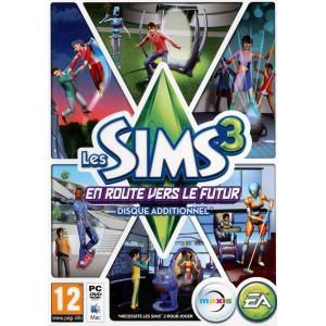 Les Sims 3 : En Route vers le Futur - Extension du jeu [PC, MAC]