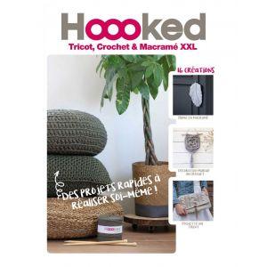 Hoooked Magazine - Tricot, crochet & macramé XXL