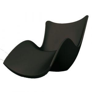 Vondom Surf Tumbona Bain De Soleil Noir