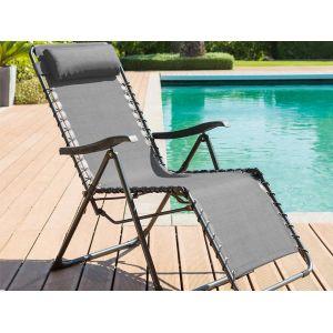 Hesperide Silos - Fauteuil de jardin relax