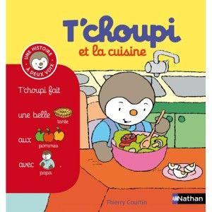 Diset T'choupi et la cuisine