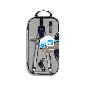 Safetool Safe Tool - 894573 - Coffret compas balustre - 3 pièces