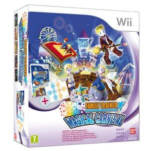 Family Trainer : Magical Carnival [Wii]