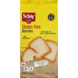 Dr Schär Biscottes sans gluten - 250g
