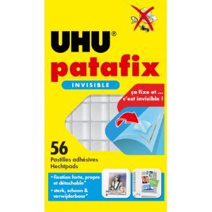UHU 64 pastilles Patafix Transparent -