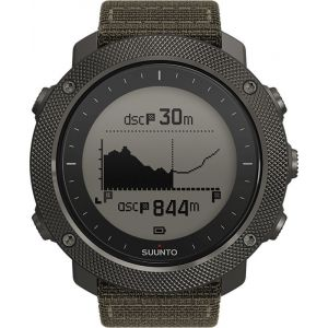 Suunto Traverse Alpha Montre GPS Foliage