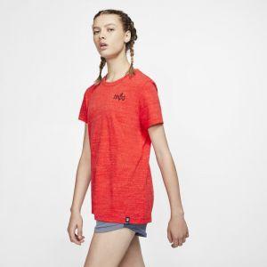 Nike Tee-shirt Atlético de Madrid pour Femme - Rouge - Taille XL - Female