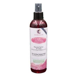 Marisson Eau florale rose de damas et cassis