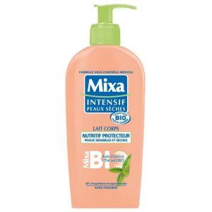 Mixa Lait corps nutritif protecteur Bio - Flacon pompe 250 ml