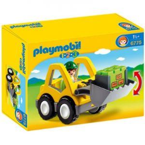 Playmobil 6775 - 1.2.3 : Chargeur et ouvrier