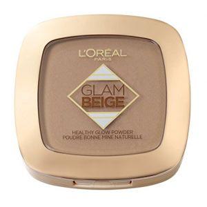 L'Oréal Glam Beige Poudre Bonne Mine Naturelle Medium Foncé