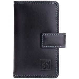Dudu Porte-cartes de crédit en cuir coloré avec 12 fentes pour les cartes  magnétiques daeb7f30c49