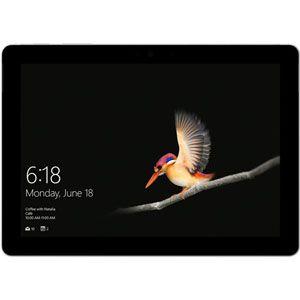 "Microsoft Surface Go - Tablette - Pentium Gold 4415Y / 1.6 GHz - Win 10 Pro - 8 Go RAM - 128 Go SSD NVMe - 10"" écran tactile 1800 x 1200 - HD Graphics 615 - Wi-Fi, Bluetooth - 4G - argent - commercial"