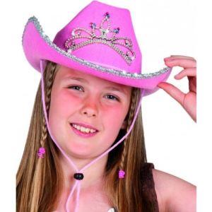 Chapeau de cowgirl enfant