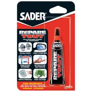 Sader MS Glue - Colle Méga Strong 20 g