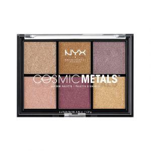NYX Cosmetics Cosmic metal - Palette