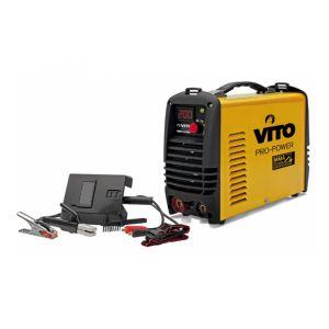 e0cb91595c6f3 Vito Pro-Power Poste à souder inverter numérique VITOPOWER 200 Soudure à  l arc