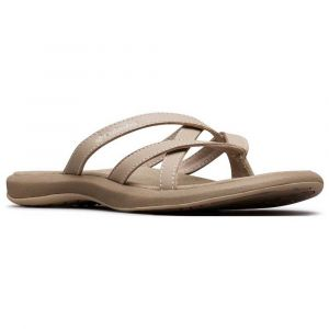 Columbia Femme Sandales, KAMBI II, Taille 38, Beige (Silver Sage, Fawn)
