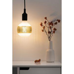 Paulmann Ampoule LED à intensité variable CLASSIC G125 E27 / 4.5W / 230V 2500K 28770