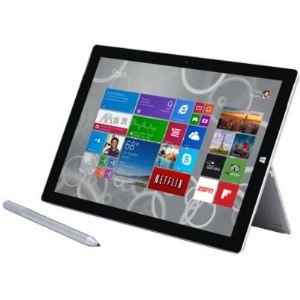 "Microsoft Surface Pro 3 (128 Go,Core i5) - Tablette tactile 12"" sous Windows 8.1 / 10 Pro"