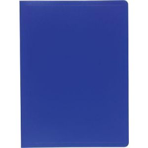 Exacompta Protège-documents A4 80 vues Bleu