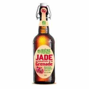 JADE Bière aromatisée à la Grenade 65cl