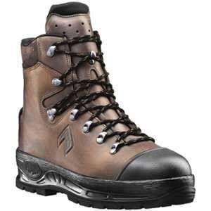 Haix Trekker Mountain La botte de Trekking-avec protection anti-coupure. 48 UK 12.5 -13 / EU 48