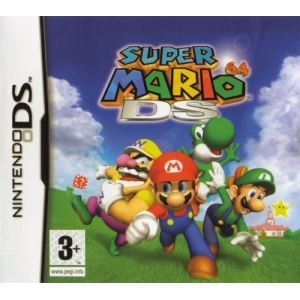 Super Mario 64 DS [NDS]