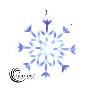 Blachère illumination Flocon lumineux 46 LED (40 cm)