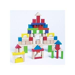 Universe of Imagination Baril 75 cubes en bois
