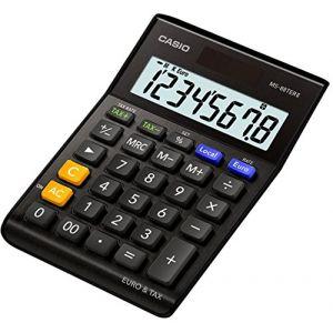 Casio MS-88TERII-BK - Calculatrice de bureau