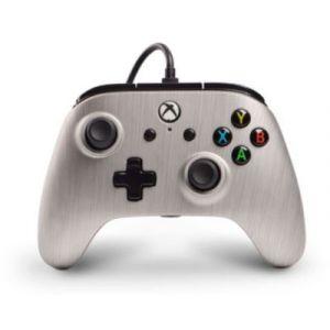 PowerA Manette Filaire Xbox One Aluminium