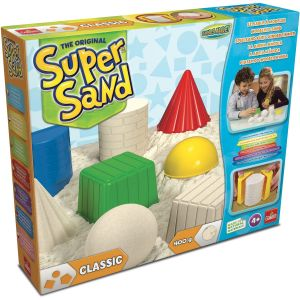 Goliath Super Sand Classic - Loisir créatif - Sable à modeler