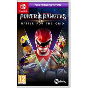 Power Rangers Battle for the Grid Collector's Edition [Switch]