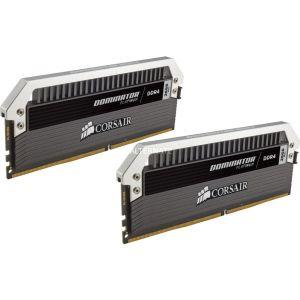 Corsair CMD32GX4M2A2666C15 - RAM Dominator Platinum 32 Go (2x 16 Go) DDR4 2666 MHz CL15