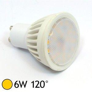 Image de Vision-El Spot Led 6W GU10 Blanc chaud