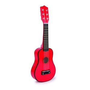 Legler 3306 - Guitare style classique rouge
