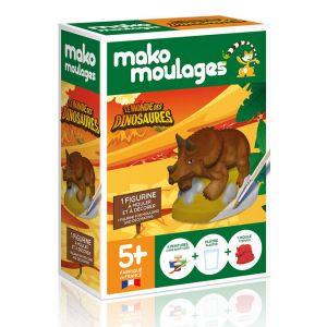 Mako moulages Kit de moulage Tricératops
