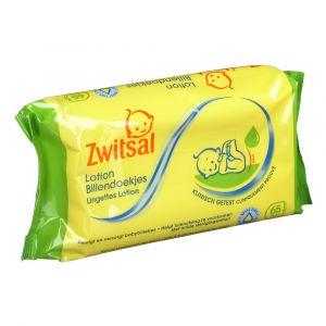 Zwitsal Lingettes lotion bébé 8x65 pc(s) 8710447326855