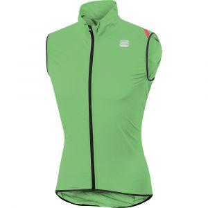 Sportful Gilet Hot Pack 6 (sans manches) - XL Green Fluo