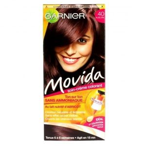 Garnier Movida 40 Auburn - Coloration temporaire sans ammoniaque