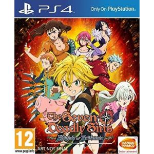 The Seven Deadly Sins sur PS4