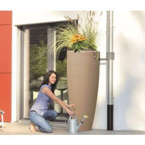 Garantia Récupérateur d'eau 300L 2-en-1 avec bac à plantes