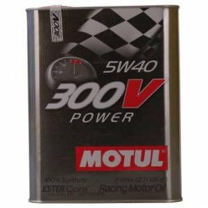 Motul 300V Power 5W-40 (2 l)
