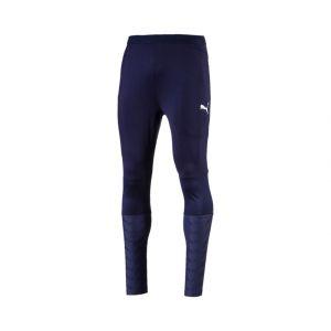 Puma Pantalon Entraînement Bordeaux Bleu