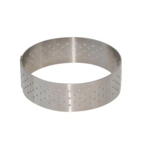 De Buyer Cercle à tarte rond (24 ,5 cm)