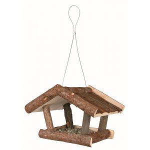 Trixie Mangeoire maisonnette pour oiseaux Natural Living