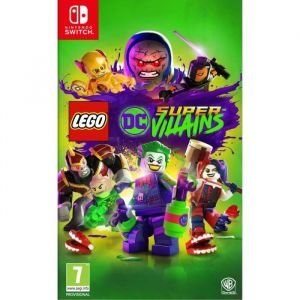 LEGO DC Super-Vilains [Switch]